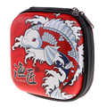 Fishing Reel EVA Hard Case Pouch Bag Fly Spinning Casting Reels Tackle Box Waterproof  Fishing Bags