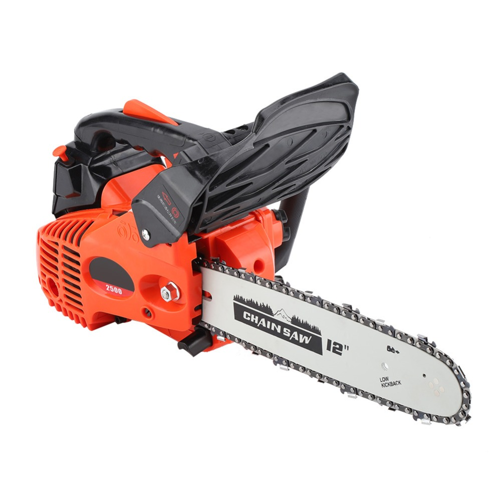 900W 12 Gasoline Chainsaw Wood Cutting Grindling Machine