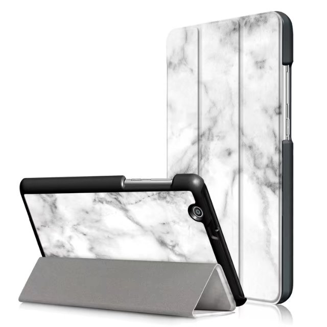 Case For 2017 Huawei Mediapad T3 7 3G BG2-U01 Painted Stand Cover Case For Huawei Mediapad T3 7.0 3G Tablet Case Flip Cover+Pen