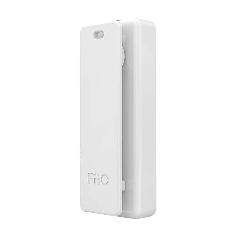 FiiO uBTR Bluetooth 4.1 Sports Audio Music Wireless Receiver with aptX/AAC/NFC support and Micphone,Vol controlfor Xiaomi/Iphone
