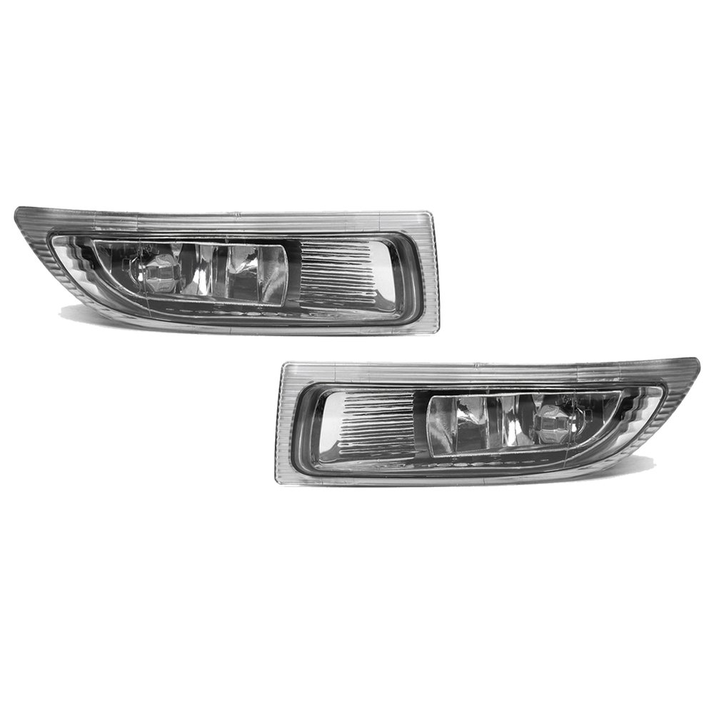 One Pair Left + Right Front Fog Light Driving Lamp High Visibility Vehicle Headlight For TOYOTA SIENNA 2004 2005