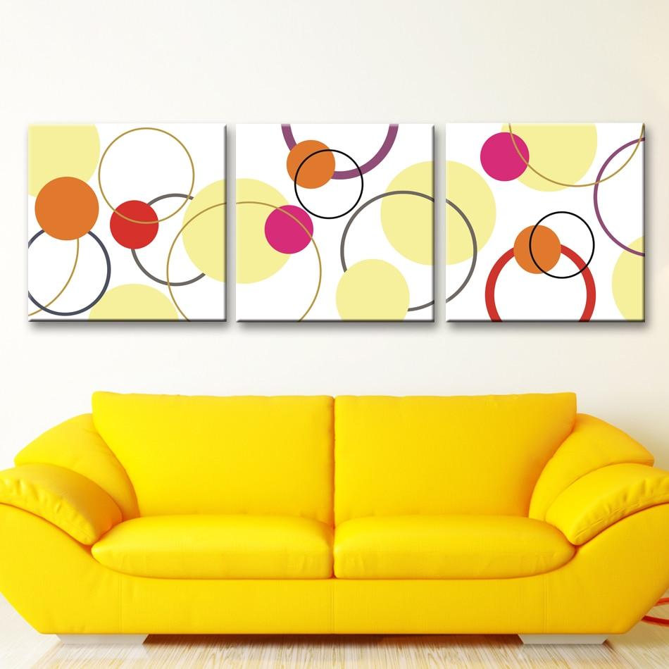 nordic minimalismo pintura de la lona abstracta de la lona poster prints pared arte pintura de