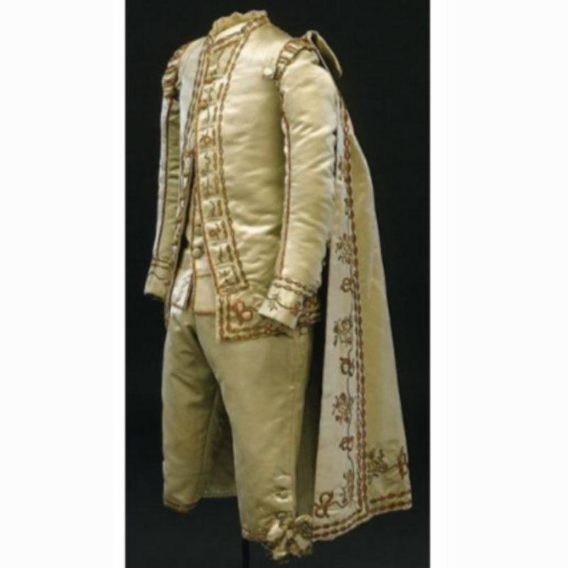 1860s Vintage Men's Costumes Victorian Gothic/Civil War Southern Belle Gown Suits Scarlett Anne-2