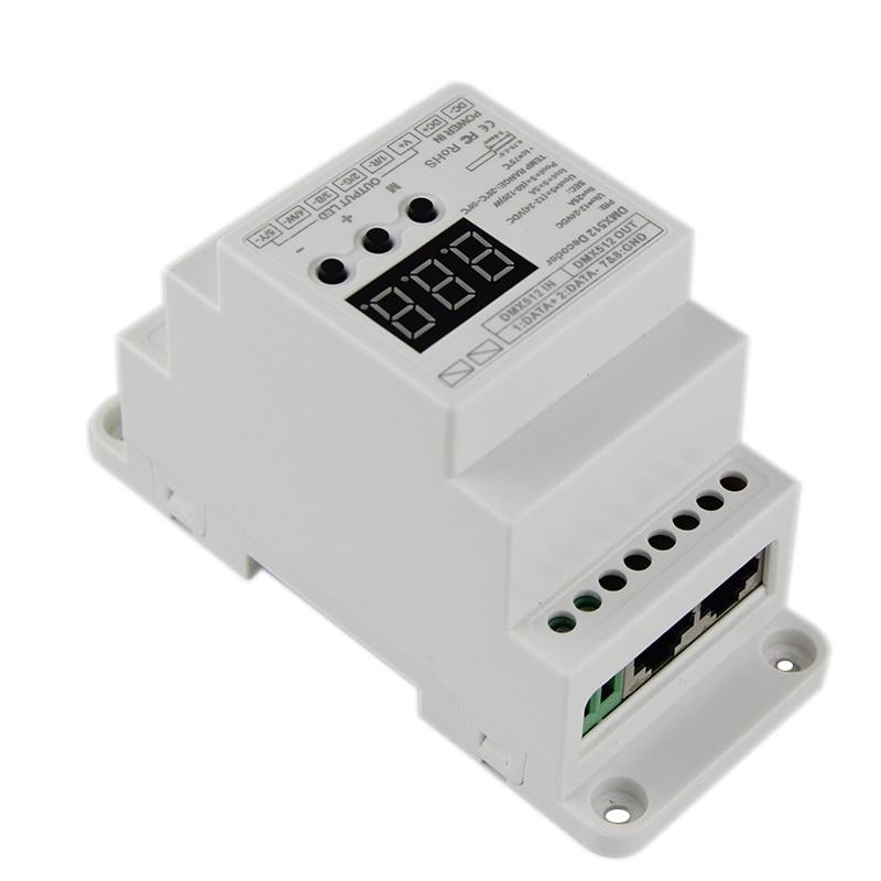 bc 835 din rj45 dc12 24v input 5a 5ch output  din rail 5ch