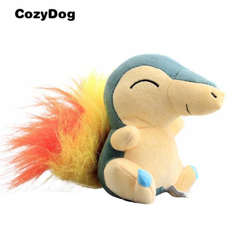 Alta Qualidade Gengar Serries Wobbuffet Plush Bonecas Pichu Raichu Pikachu Charizard Cyndaquil Absol Togepi Cubone Skitty Presentes Brinquedos