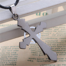 Anime Naruto Necklace Fashion Vintage Alloy jewelry for Party and Christmas
