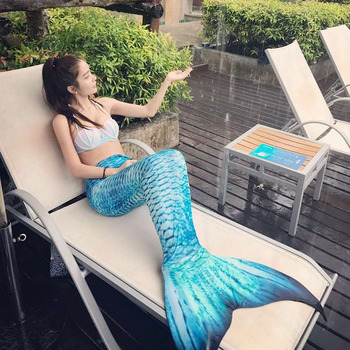 New Mermaid Tail for Swimming Mermaid Swimsuit Adult Female Tail Swimsuit Can Swim Sexy Thin Princess Choose As The Option пляж на самуи