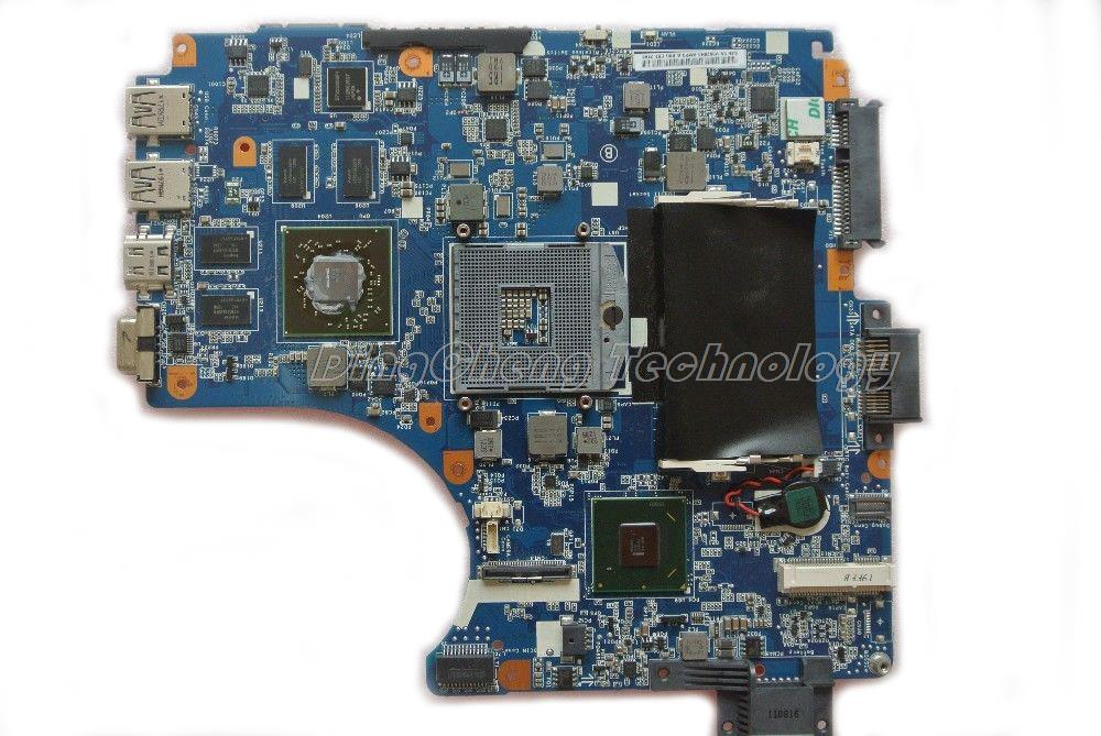 SHELI MBX 239 laptop Motherboard For Sony V061 MBX-239 1P-0113201-8011 REV:1.1 for intel cpu with non-integrated graphics card