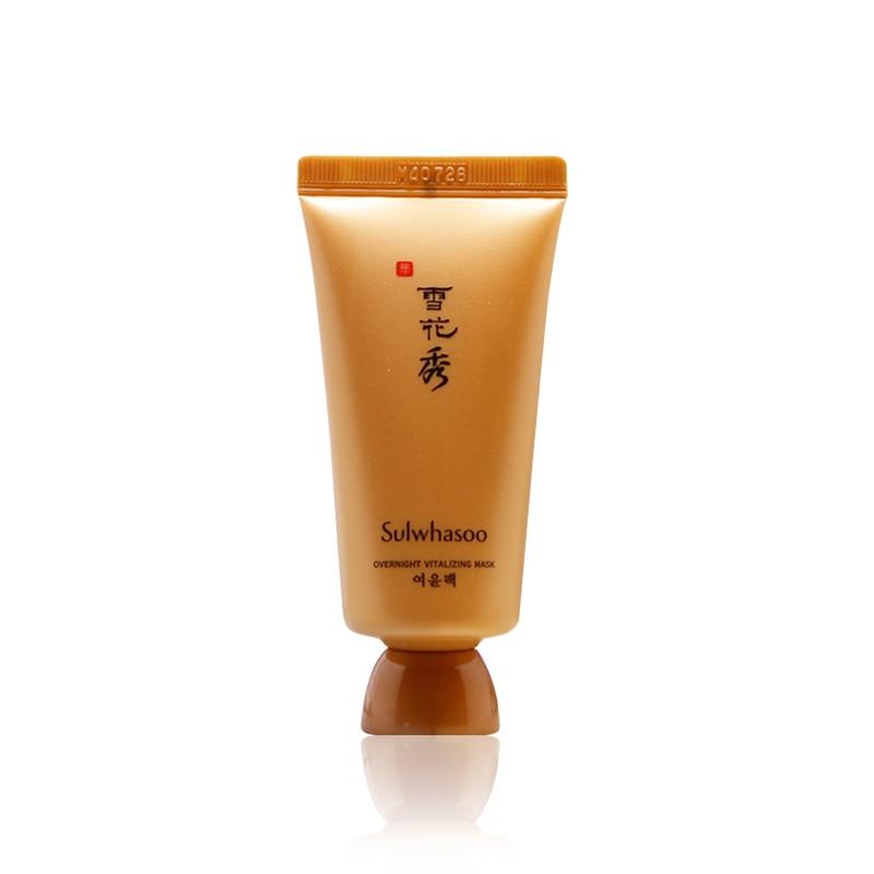 Sulwhasoo Overnight Vitalizing Mask EX 30ml Skincare Soothing RegenerateTreatments & Masks   -