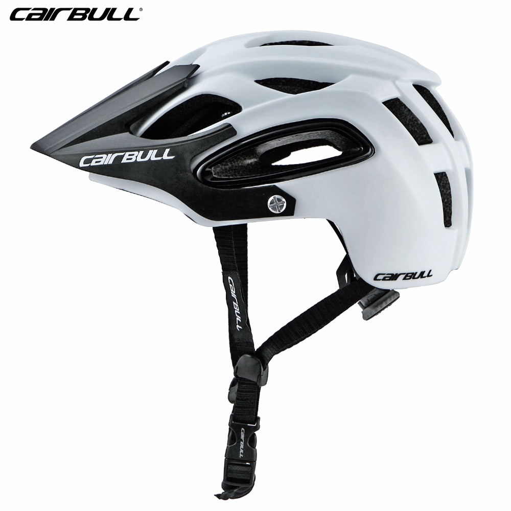 2018 Cairbull Cycling Helmet with Visor In-mold Mountain Road Bike Bicycle Helmet Road Bike Cycling Helmet Casco Ciclismo