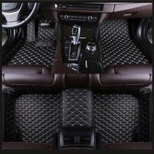 цена на Custom fit car floor mats fit Mercedes Benz S classA C180/200 E260 W204 W205 E W211 W212 W213 CLA GLC ML GLE GL auto carpet 2019