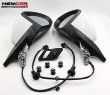 FÜR Golf 7 MK7 VII Auto Klapp Spiegel Elektrische Klapp Spiegel 5GG 857 508/ 507 Qualität Garantieren