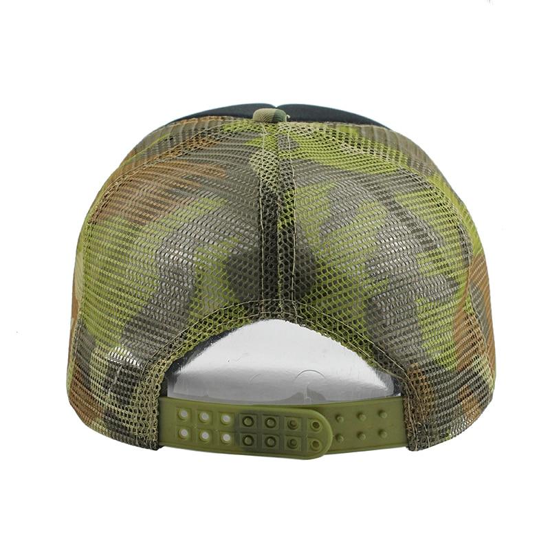 [Flb] kamuflase jala topi baseball, Swag snapback, Gurun Camo topi - Aksesori pakaian - Foto 5