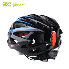 HOT NEW 2017 Rear Bike light Taillight Safety Warning USB Rechargeable Bicycle Tail Lamp Comet LED Cycling Bycicle Helmet Light