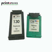 einkshop 130 Remanufactured Ink Cartridge Replacement for hp 134 Deskjet 6543 5743 6623 6843 6523 7413 2713 8153