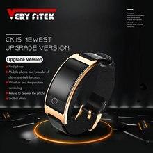 VERYFiTEK CK11S フィットネスブレスレット血圧スマートリストバンド心拍数モニター脈拍計 xiomi ため pk フィットビット