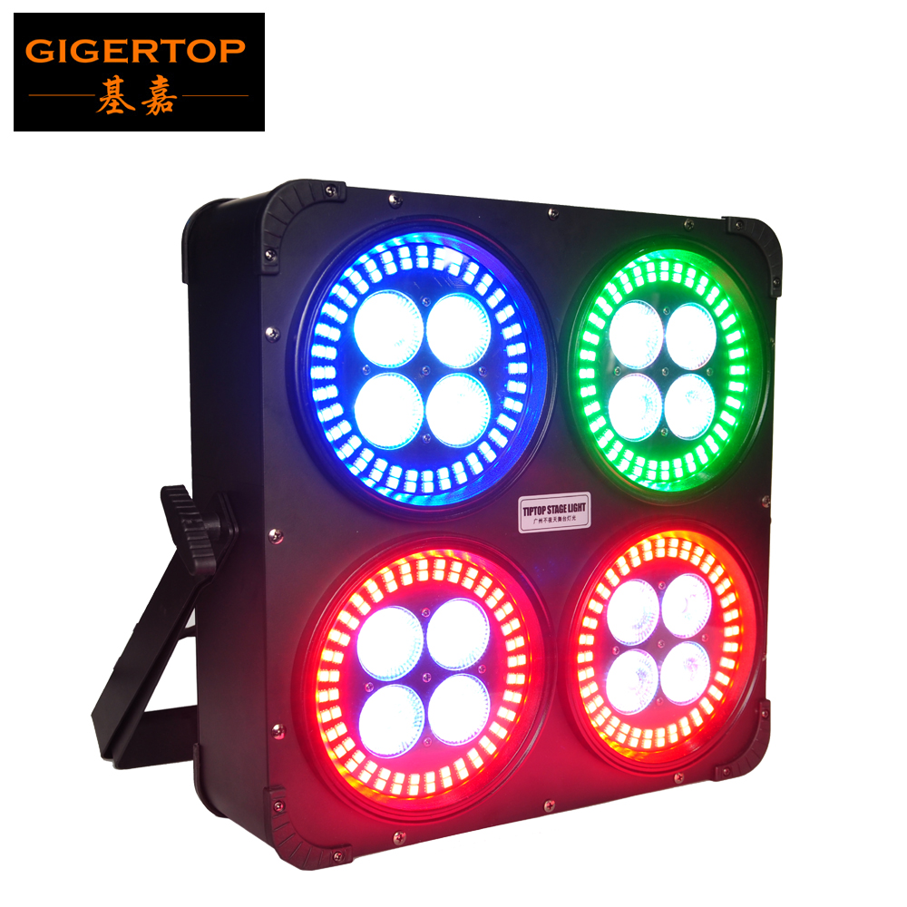 TIPTOP Stage Light 280W New Design 16X12W 6in1 LED+288X0.2W 5050 SMD 3in1 LED Wall Washer Light DMX512 Control 18/81 channels TIPTOP Stage Light 280W New Design 16X12W 6in1 LED+288X0.2W 5050 SMD 3in1 LED Wall Washer Light DMX512 Control 18/81 channels