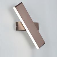 LED schlafzimmer lampe wand lichter 360 grad für home wohnzimmer dekoration penteadeira maquiagem make up bad zimmer-in LED-Innenwandleuchten aus Licht & Beleuchtung bei