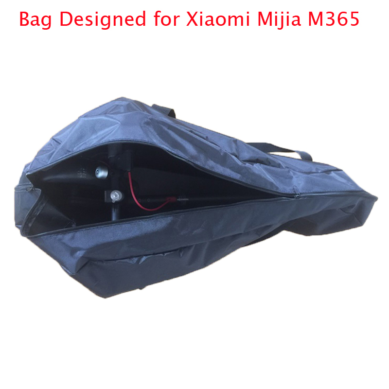 Prix pour Électrique Planche À Roulettes Carry Sac Disigned pour Xiaomi Mijia M365 Scooter Vélo Sac de Transport Sac À Main Durable 110*45*50 cm Oxford Tissu