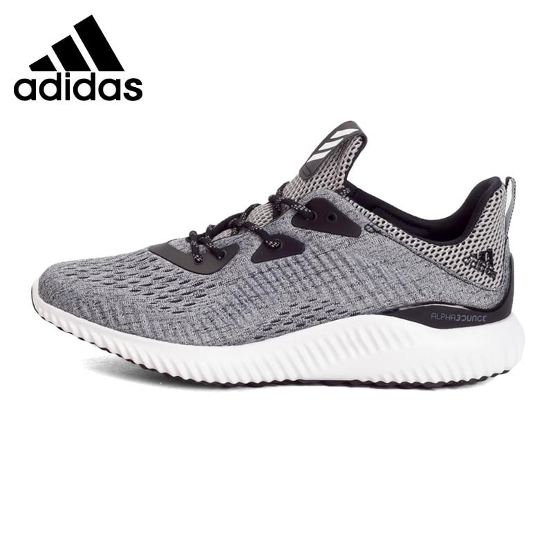 2daf28672ce8f Mens Adidas Alphabounce Em M Running Shoe Herrenschuhe