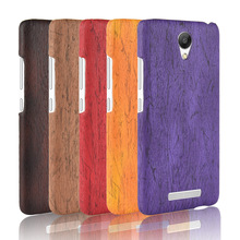 For OnePlus 2 A2001 Case Hard PC+PU Leather Retro wood grain Phone One plus Two Cover Luxury Wood 1+2 5.5