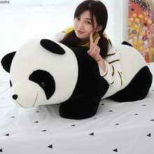 1Pcs Baby Cute Panda Plush Toys for Children Girl Boy Kid Realistic Animal Stuffed Adult Doll Birthday Party Gifts
