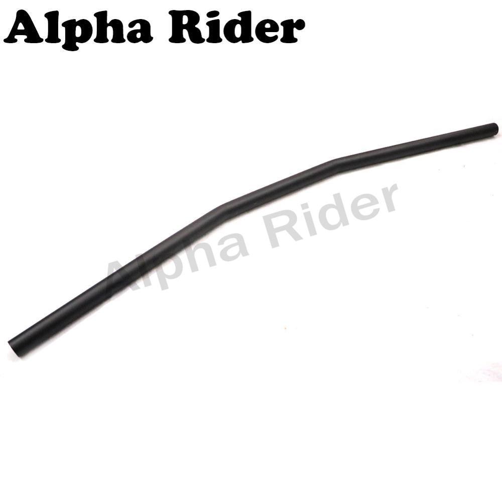 frosted black motorcycle drag bar 32 u0026quot  for honda yamaha