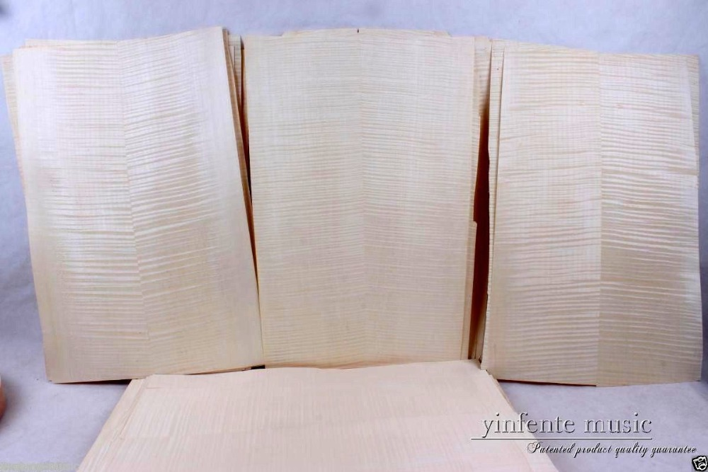 3x Electric Guitar Veneer Guitar Body Veneer Flame Maple Guitar Parts High Quality high quality custom shop lp jazz hollow body electric guitar vibrato system rosewood fingerboard mahogany body guitar