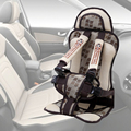 Portable Baby Car Seat for 0-5 Years Old Baby Safety Seat Car Seat Children's Chairs in the Car,Thickening Sponge Kids Car Seats