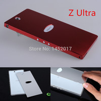 ZU Z Ultra L4 Luxury Aluminum Metal Case Phone Housing For Sony Xperia Z Ultra ZU