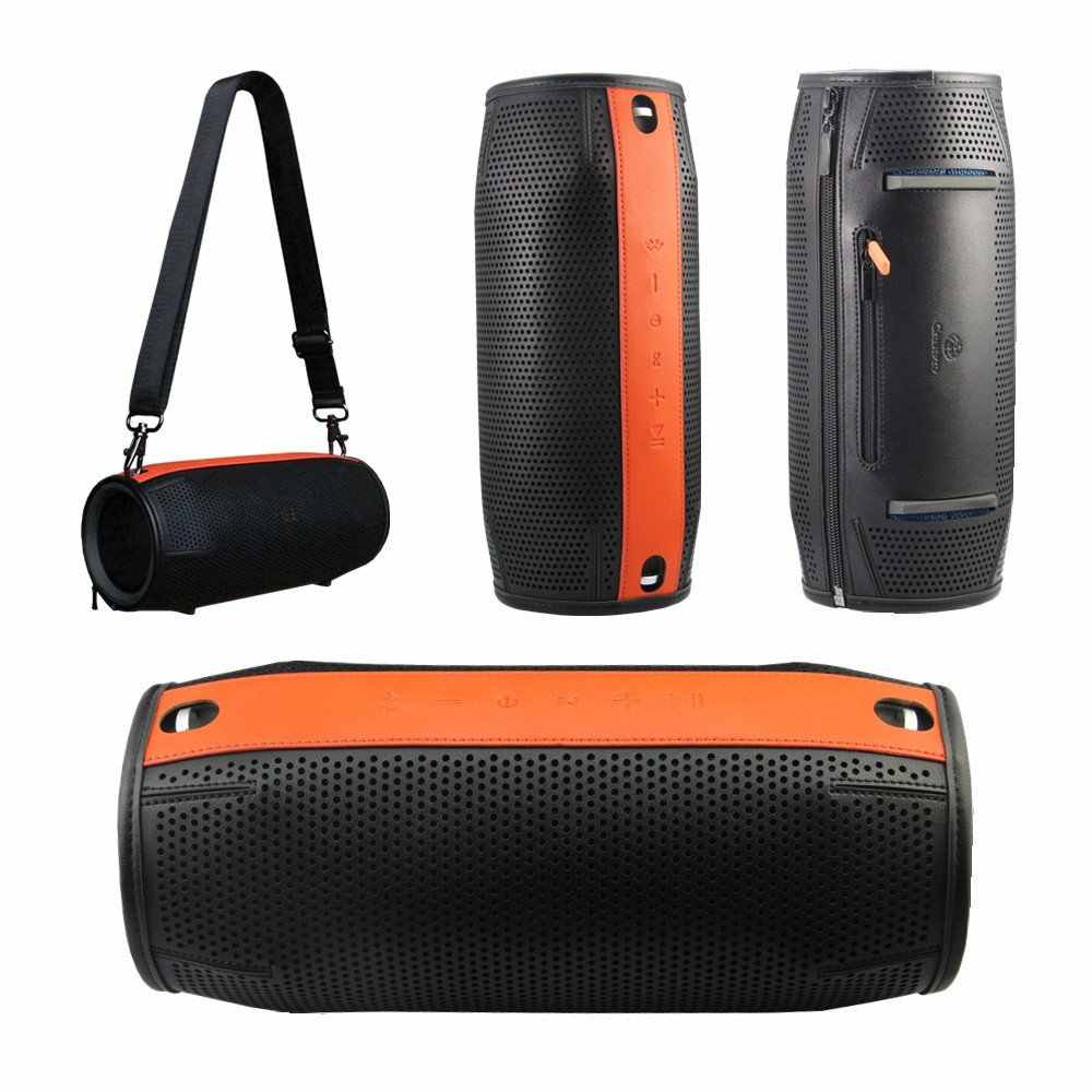 100% Brand New Russia Protective Premium PU Cover Sleeve Skins Box Cover Bag Cover Case For  JBL Xtreme Bluetooth Speaker Bag