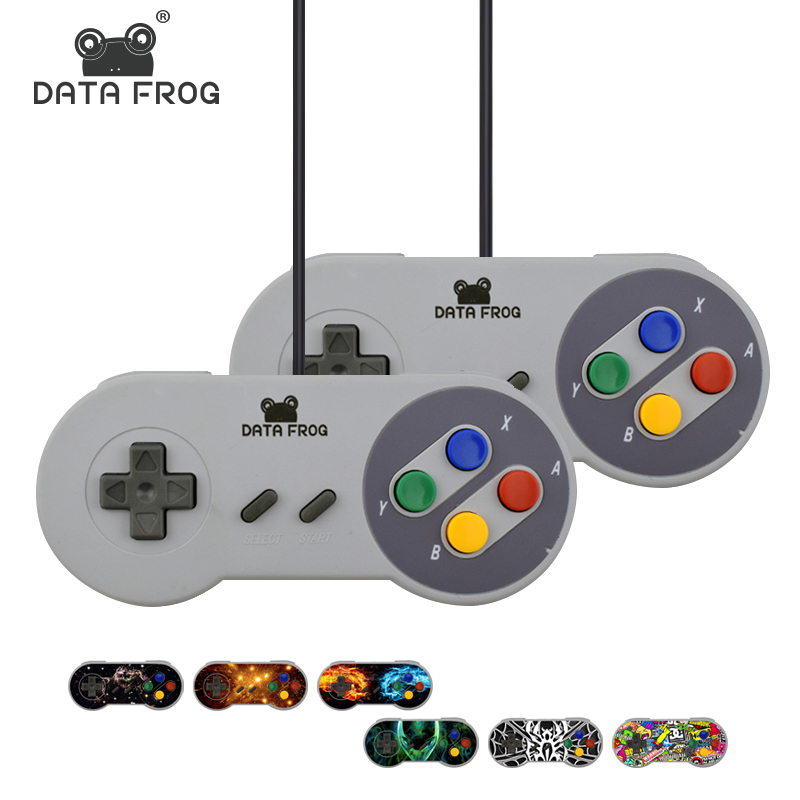 Retro Super for Nintendo SNES USB Controller for PC for MAC Controllers SEALED 4 5mm security disassemble open screwdriver for nintendo snes n64 nes sega nomad rasp dremel 2016