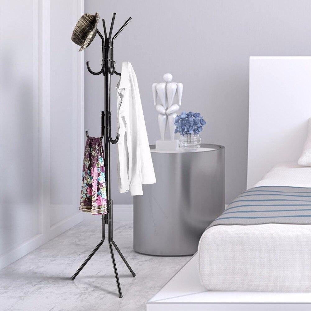 online get cheap designer coat stands aliexpresscom  alibaba group - langria brand tier metal coat rack hall tree