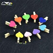 10 шт./компл. коктейль креативный маленький декоративный зажим украшения для коктейлей pin фиксированное коктейль зажим Барные Инструменты 10 цветов