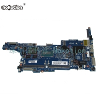 6050A2559101 MB A03 730804 001 laptop motherboard For HP Elitebook 840 G1 14 inch SR1ED I5 4300U GMA HD 4400 Radeon HD 8750M