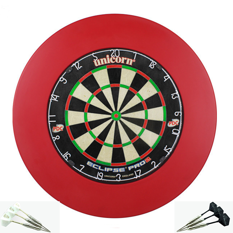Professional Dart Board Protector For 18 Inch Dart board PU Wall Protector Standard Competition Rules With 6pcs Darts/Set 18 inch professional electronic dart board set with 6pcs darts soft tip dartboard for indoor game english voice scorer