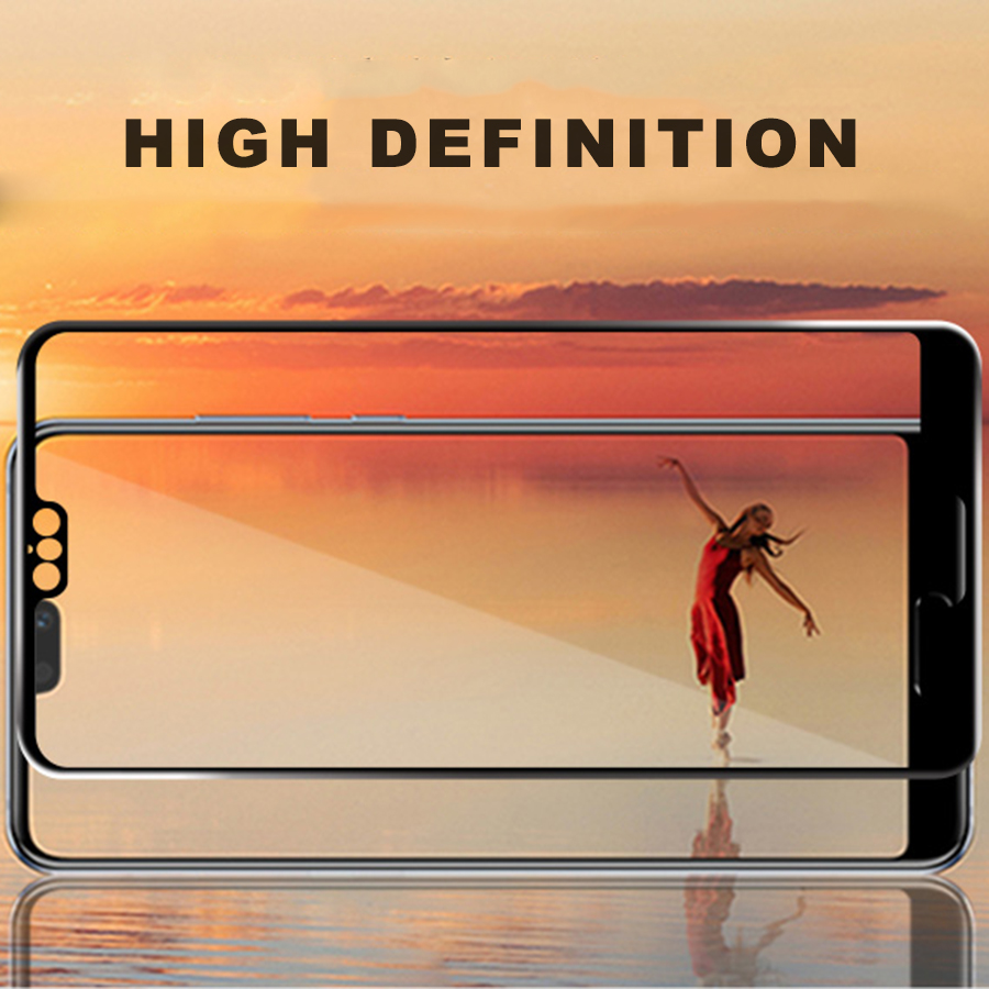 Image 5 - Full Cover Tempered Glass P20 Lite Glass For Huawei P20 Lite Plus Screen Protector P20Lite P 20 Protective Film Protection Glas-in Phone Screen Protectors from Cellphones & Telecommunications