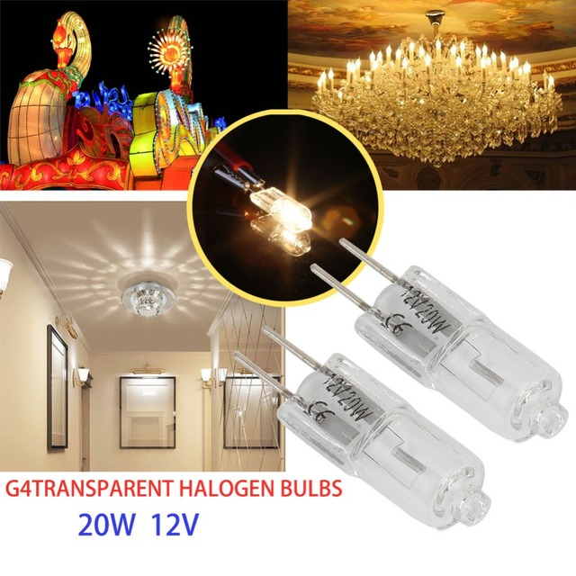 LED Bulb Halogen L& 7*30MM 2Pcs Bright Eco Friendly Luminous Indoor Outdoor Lighting Fixture