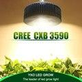 CREE CXB3590 100 W COB LED Wachsen Licht Gesamte Spektrum Samsung LM561C S6 LED Wachsen Lampe Für Indoor-Anlage Wachstum beleuchtung