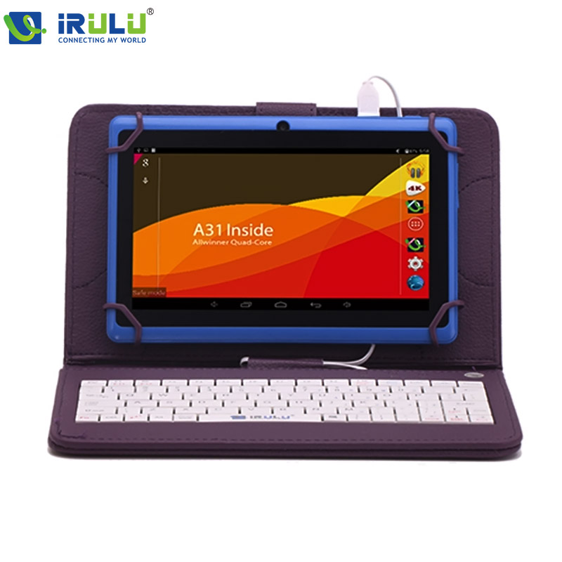 iRULU eXpro X1 7 Tablet Allwinner A33 Android 4 4 Quad Core 8GB ROM 1024 600