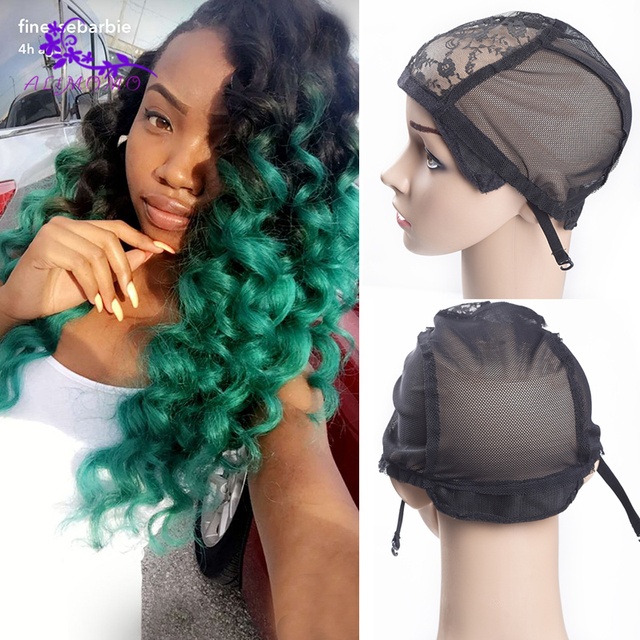 Cheap Wig Caps For Making Wigs Only Stretch Lace Weaving Cap