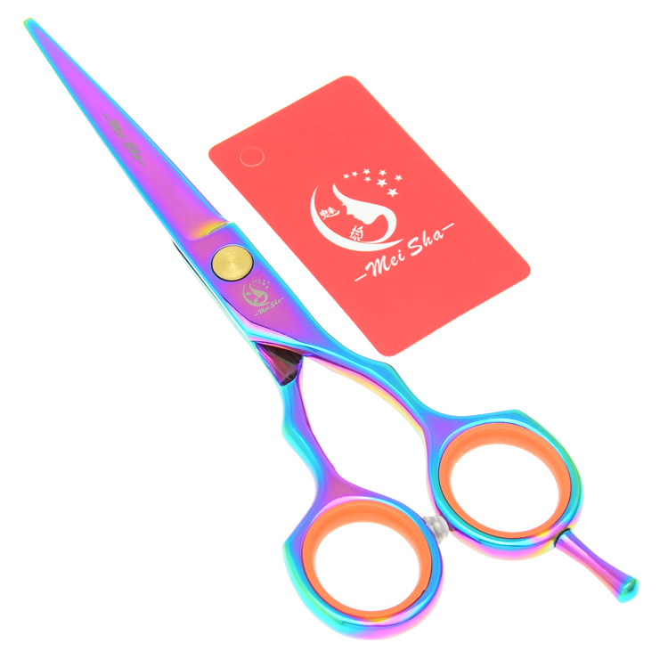5 5 Meisha Professional Hair Cutting Scissors Barber Shears Hairdressing Styling Tools Salon Hair Tool HA0077