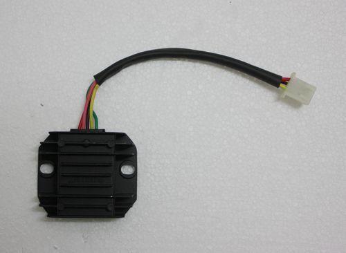 12v 5 Wire Voltage Rectifier Regulator 150cc 250cc Pit Quad Dirt
