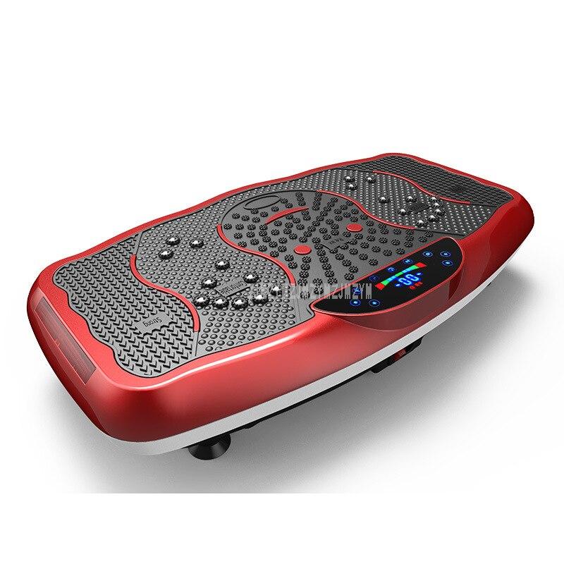 AM9006 eléctrico perezoso pérdida de peso vibración corporal masajeador de Fitness máquina de ejercicio pérdida de peso equipo de adelgazamiento