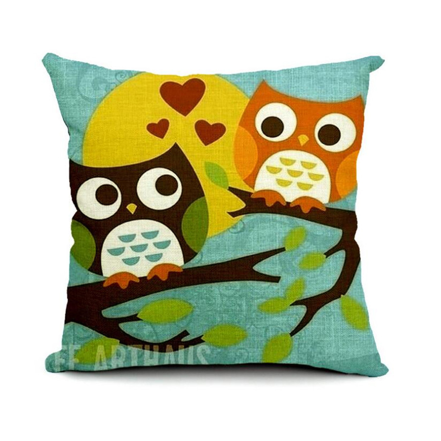 Owl Pillow Pattern Popular Owl Pillow Pattern Buy Cheap Owl Pillow Pattern Lots From