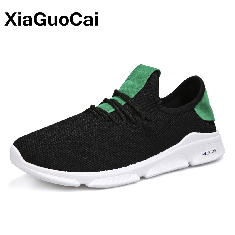Spring Autumn Men's Casual Shoes Fashion Soft Sneakers Male Breathable Lace Up White Flat Shoes For Students Lightweight Cheap цена