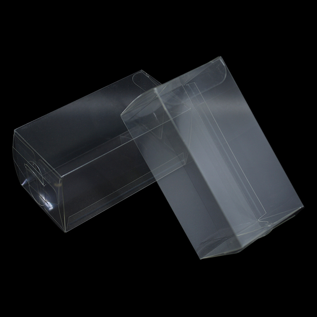 Us 85 0 Dhl Small Foldable Transparent Package Pvc Box For Candy Chocolate Packing Plastic Gifts Boxes Jewelry Packaging Wedding Favors In Gift Bags
