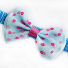 Adjustable Cute Pet Collar New Bow Tie