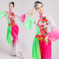 ZZB037 Adult Stage & dance wear women oriental dance costumes ladies elegant chinese traditional costume chinese folk dance