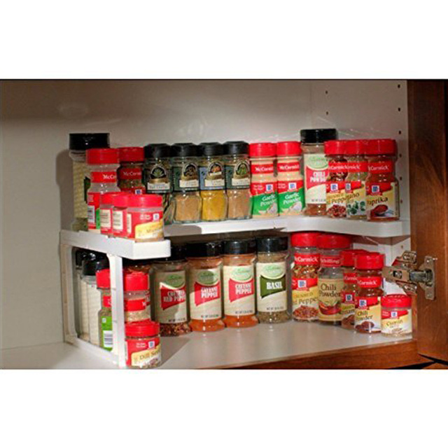 Omnipotent Racks Spice Racks Multifunctional Items Adjustable Room Kitchen  Finishing Racks